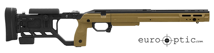 KRG Whiskey-3 Chassis Folding 700SA FDE