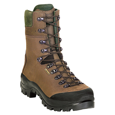 Kenetrek Mountain Guide 400 Mountain Boot Size 8 Medium Width KE-425-G4