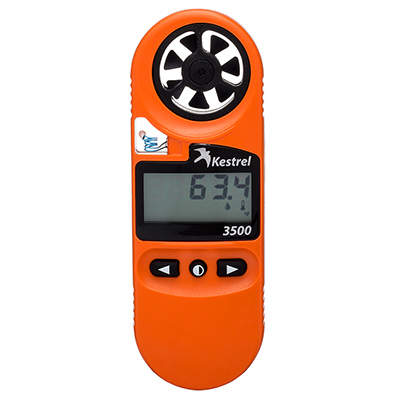 Kestrel Fire Weather Meter