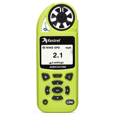 Kestrel Agriculture Weather Meter with Link