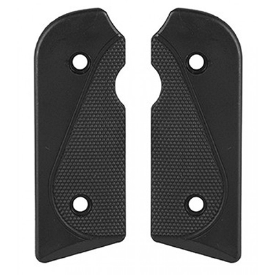 Kimber Solo® standard grips, black.  MPN 1200052A