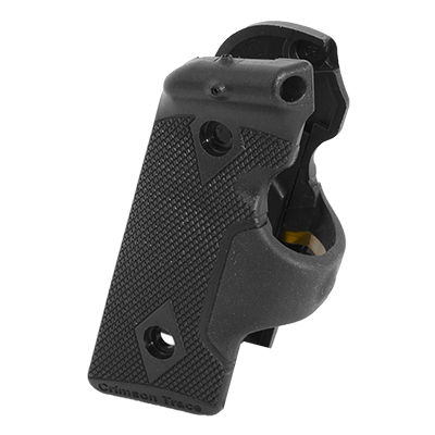 Kimber Crimson Trace Lasergrips, Black, for solo.  MPN 4000135