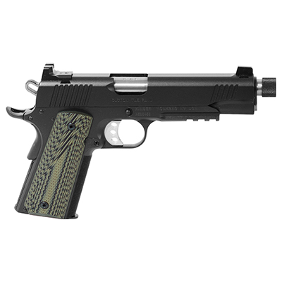 Kimber 1911 Custom TLE/RL II TFS (Threaded For Suppression) 9mm (2016) 3200339