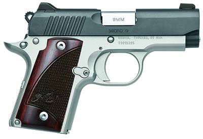 Kimber 1911 Micro 9 Two-Tone 9mm 3300099|3300099