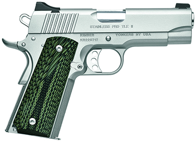 Kimber 1911 Stainless Pro TLE II .45 ACP (2016) 3200345