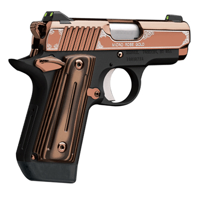 Kimber Micro 9 Rose Gold 9mm 3300174