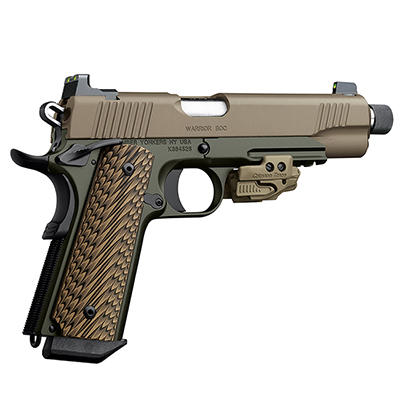 Kimber 2017 Warrior SOC TFS .45 ACP Pistol 3000255