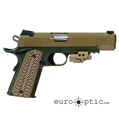 Kimber 2017 Warrior SOC .45 ACP Pistol