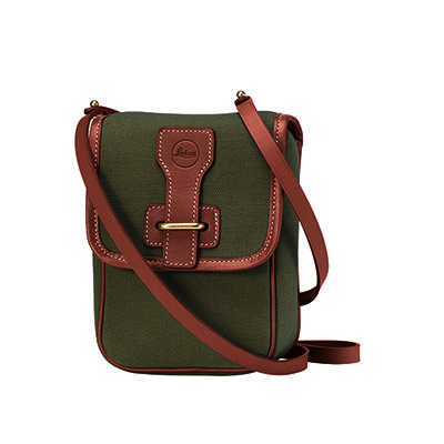 Leica ANEAS/Binocular Bag - 42mm - Green 42061 42061