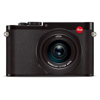 Leica Q (Typ 116) Black Anodized Camera 19000