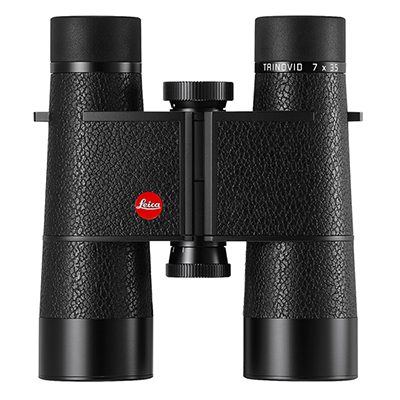 Leica Trinovid 7x35 Leathered Black Binocular 40714