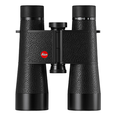 Leica Trinovid 8x40 Leathered Black Binocular 40717