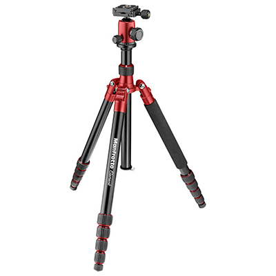 Manfrotto Element Traveller Big Red MKELEB5RD-BH