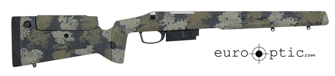 Manners Elite Carbon Folding TF1A Rem 700 SA  DBM #7 Swamp Stock