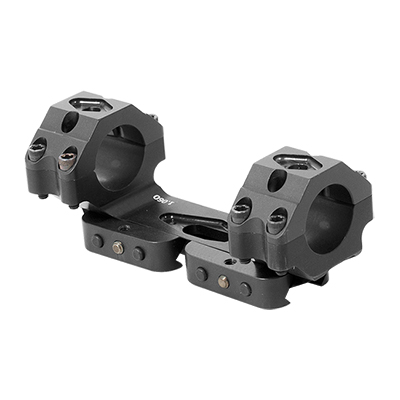 "Masterpiece Arms One-Piece Scope Mount 1"" Tube 1.060""H 0MOA"