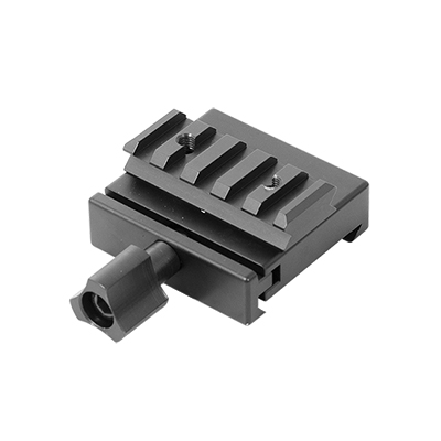 Masterpiece Arms MPA RAT  Base w/ Pic Rail Insert