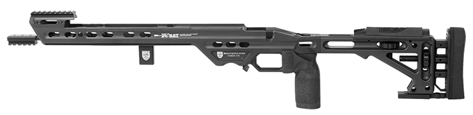 Masterpiece Arms BA Comp Chassis Savage LA LH Black
