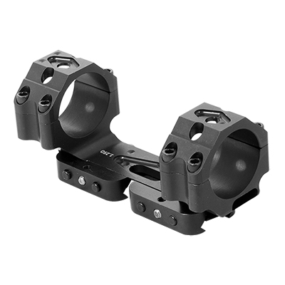 "Masterpiece Arms One-Piece Scope Mount 34mm Tube 1.250""H 20MOA"