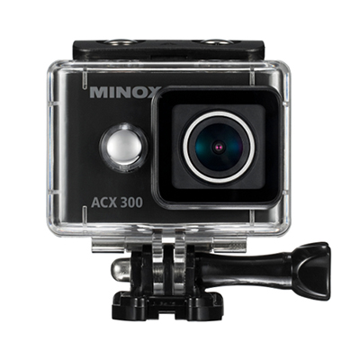 Minox ACX 300 WiFi Action Cam 61610