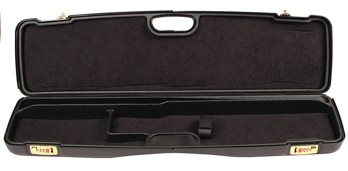 Negrini One Gun Mid-Range Economic Double Wall PP  Black Black Interior 1605IS/4786
