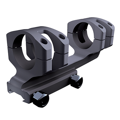 Nikon BLACK Cantilever 1 Piece Mount (30mm) - MSR Height 16403