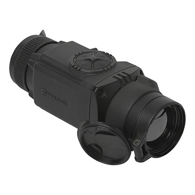 Pulsar Core FXQ38 Black/White Screen Thermal Monocular/Front Attachment PL76453BW