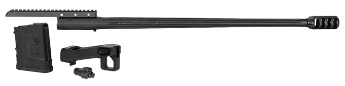 "Ritter & Stark .308 Conversion Kit 24"" w/Mag"