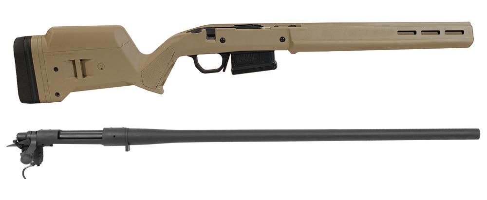 Remington 700p 308 Win Magpul Hunter Fde Kit Flat Rate Shipping