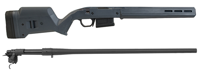 Remington 700P 308 Win Magpul Hunter Grey