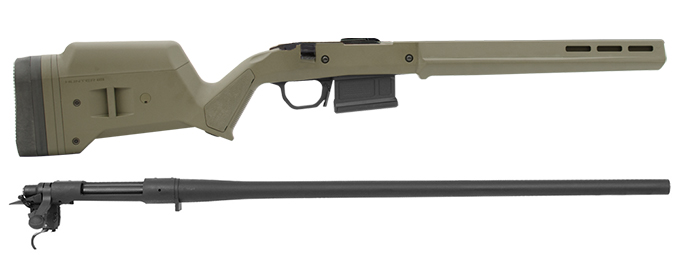 Remington 700P 308 Win Magpul Hunter ODG