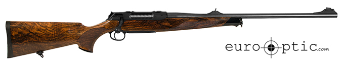 Sauer S404 SCI package wood grade 7 6.5x55 Rifle Right Hand