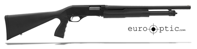 "Savage 320 Security Pump Shotgun - 20 ga - 18 1/2"" BBL - Bead Sight w/Pistol Grip MPN 22438"