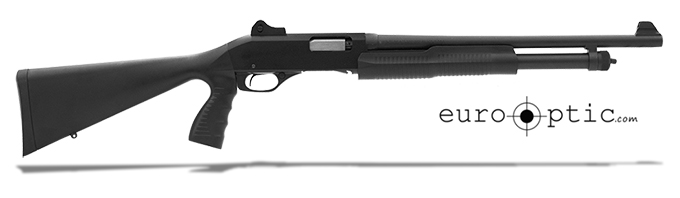 "Savage 320 Security Pump 20ga 18.5"" Ghost Ring Shotgun 22439"