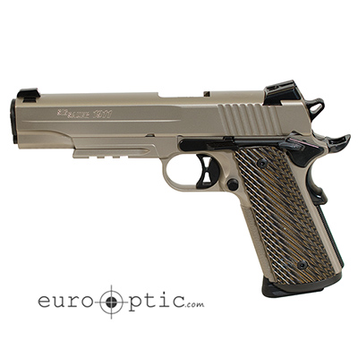 Sig Sauer 1911 Full Size 45 ACP (2) 8 RD Steel Mags