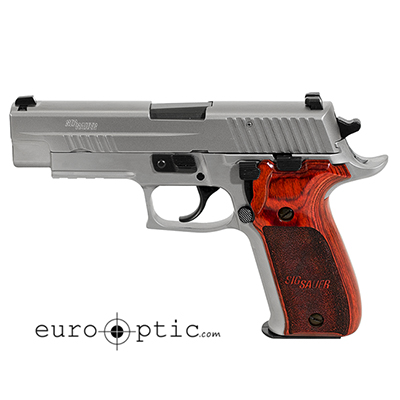 Sig Sauer P226 Stainless Elite .40 S&W Pistol E26R-40-SSE