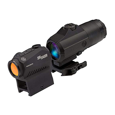 Sig Sauer ROMEO5 Red Dot Sight Black SORJ53101