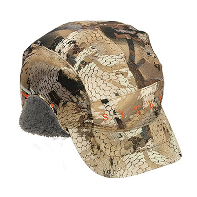 Sitka Hudson GTX Cap Optifade Waterfowl One Size Fits All|90066-WL-OSFA