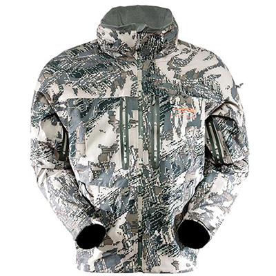 Sitka Cloudburst Jacket Optifade Open Country 50149-OB