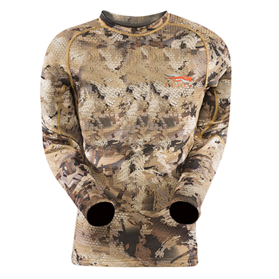 Sitka Core Lightweight Waterfowl LS Crew 10033 Sitka-10033-WL-PARENT