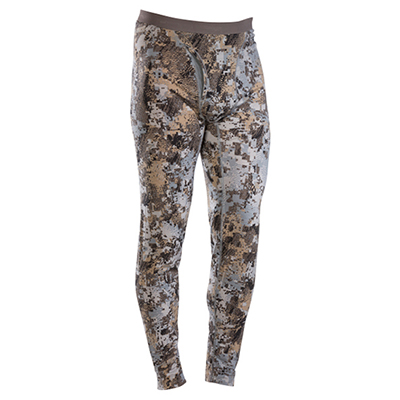 Sitka Merino Core 1 Bottom Optifade Elevated II Small|10010-EV-S