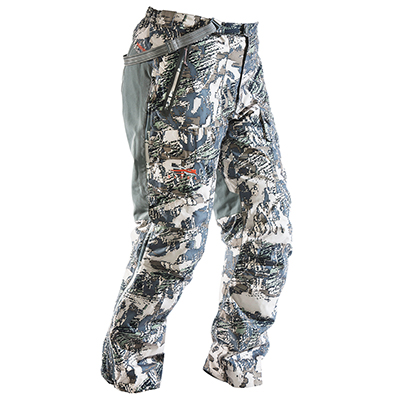 Sitka Optifade Open Country Blizzard Bib Pant 50064-OB