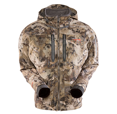 Sitka Hudson Insulated Jacket Optifade Waterfowl Small|50058-WL-S