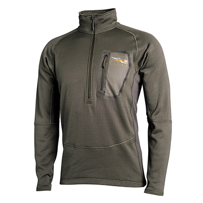 Sitka Core Heavyweight Pyrite Zip-T 10039 Sitka-10039-PY-PARENT