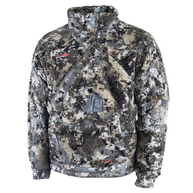 Sitka Fanatic Jacket - Lefty Optifade Elevated II 50227-EV