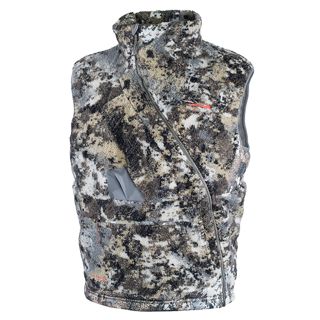 Sitka Fanatic Vest Optifade Elevated II 50228-EV