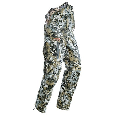Sitka Elevated II Stratus Bib Optifade Elevated II Extra Large Tall 50220-EV-XLT