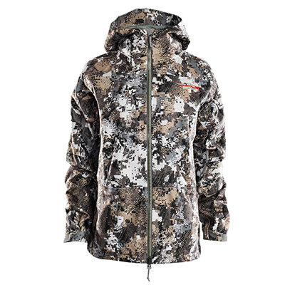 Sitka Women's Downpour Jacket Optifade Elevated II 50138-EV