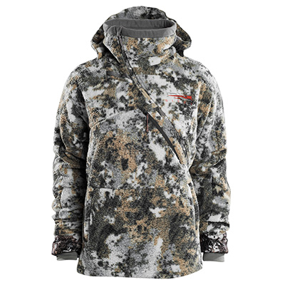 Sitka Women's Fanatic Jacket Optifade Elevated II 50142-EV