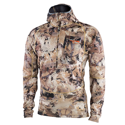 Sitka Marsh Grinder Hoody Optifade Waterfowl Extra Large Tall 70023-WL