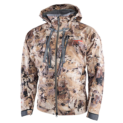 Sitka Marsh Hudson Jacket Optifade Waterfowl Extra Large Tall 50204-WL-XLT